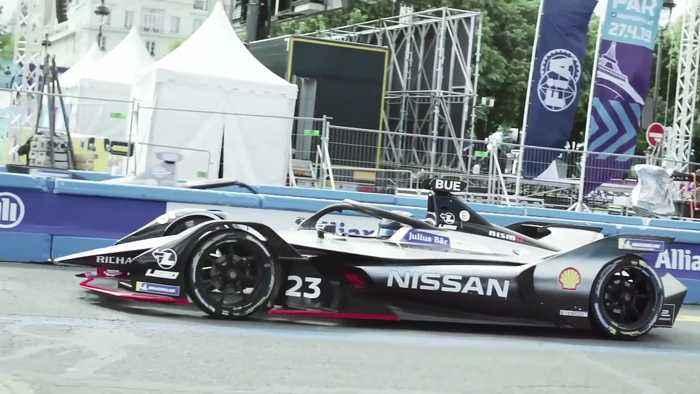 Sebastien Buemi returns for Nissan e.dams