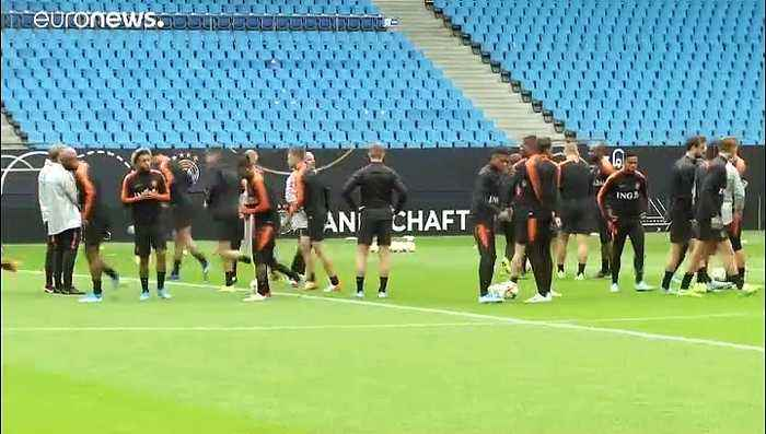Euro 2020: Netherlands coach Koeman says qualifier against Germany 'not crucial'