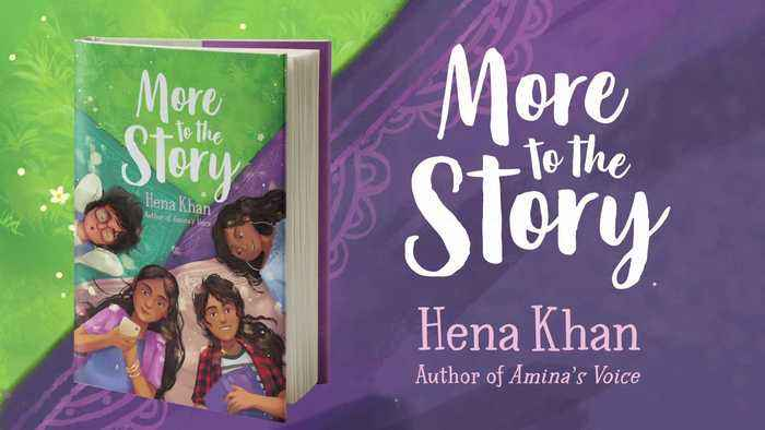 More to the Story by Hena Khan | Book Trailer
