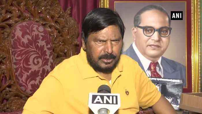 RPI doesnt want to fight Maharashtra elections on BJP symbol Ramdas Athawale
