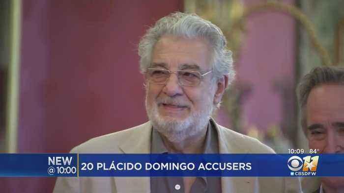 Dallas Opera Cancels 2020 Presentation Of Placido Domingo In Wake Of Sexual Harassment Allegations