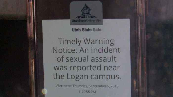 Rape Reported at Frat Party on University of Utah Campus