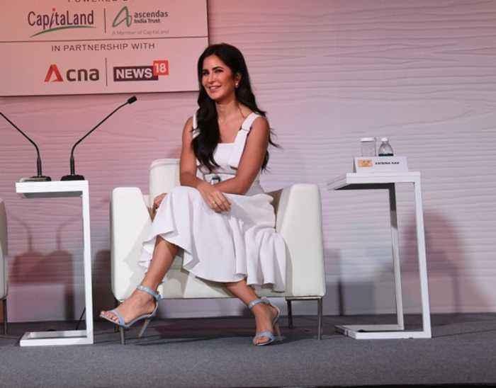 HT-MintAsia Leadership Summit: Katrina Kaif opens up on bond with Salman