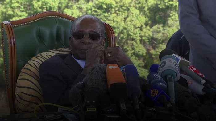 A look at Robert Mugabe's 37-year rule of Zimbabwe
