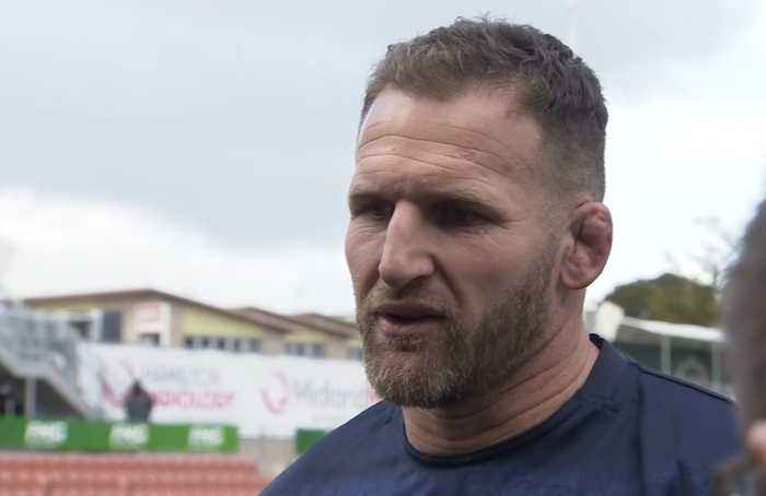 Tonga warm-up match a 'big game' says All Blacks' captain Kieran Read