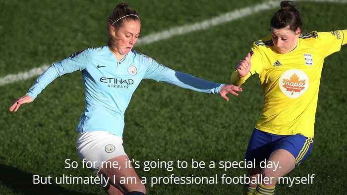 Keira Walsh primed for 'special' Manchester derby