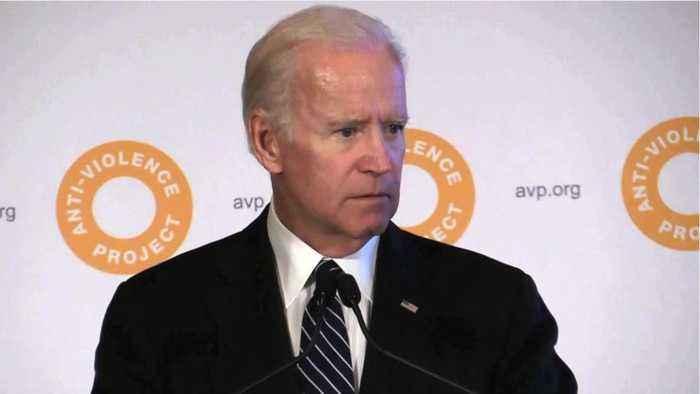 Biden Bets Big On Black Vote