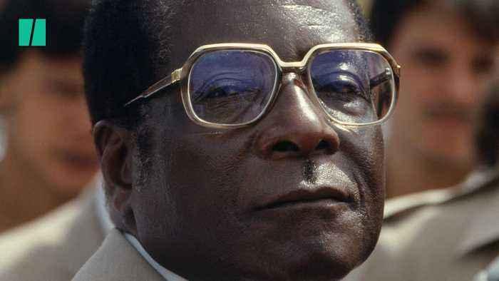 Robert Mugabe Dies At 95