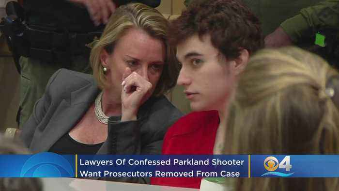 Confessed Parkland Shooter's Defense Team Want Current Prosecutors Removed