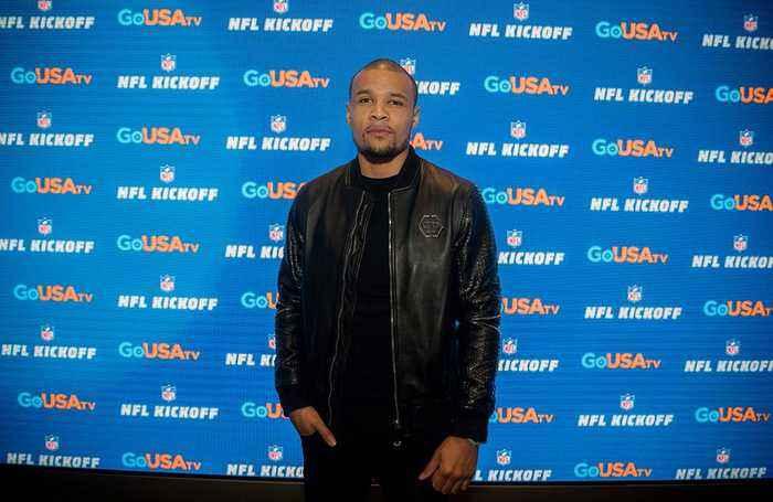 Chris Eubank Jr. is returning to Celebrity Gogglebox