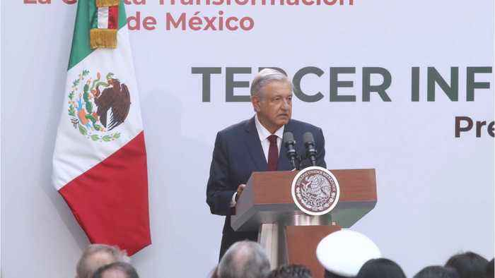 Mexico Expects Relief On U.S. Tariff Threat