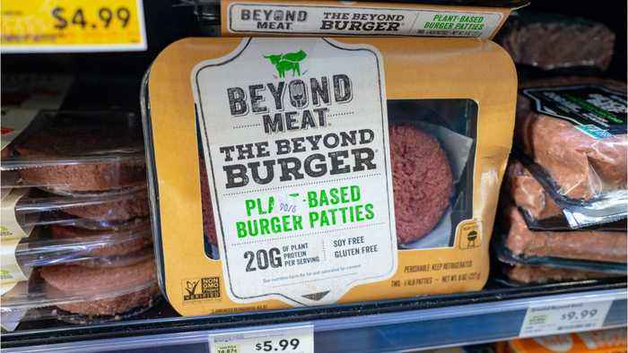 More Plant-Based Meat Ready To Compete With Beyond Meat