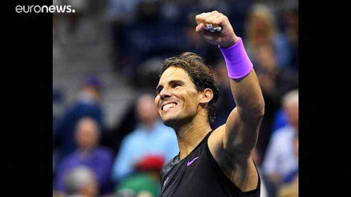 'King of Clay' Rafael Nadal to face Russia's Daniil Medvedev in his 5th US Open final