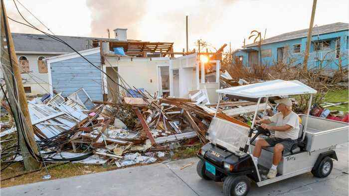 Aid Agency Says Conditions In Bahamas Are Going South Quickly