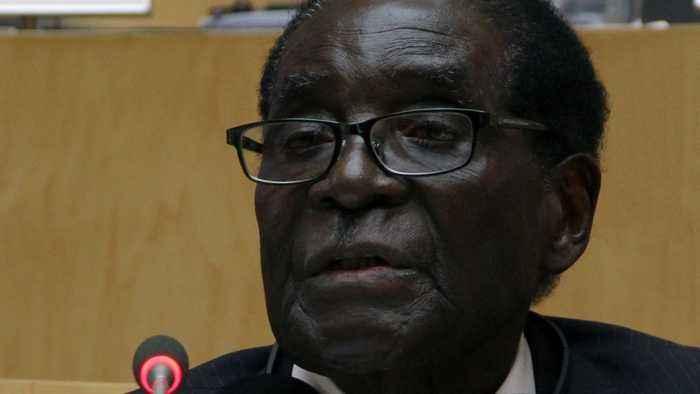 Bigger Than Life Ousted Zimbabwean Leader Mugabe Dead At 95