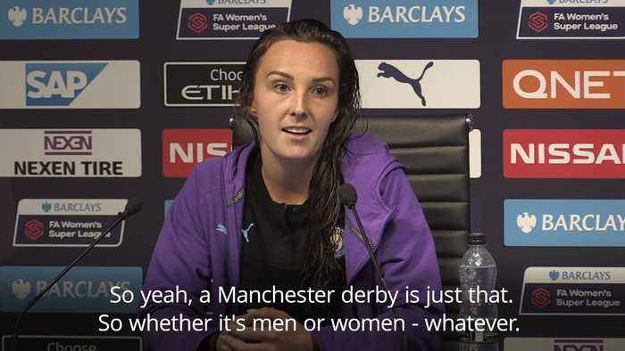 Weir 'privileged' to help City edge United to win first Manchester derby in Women's Super League