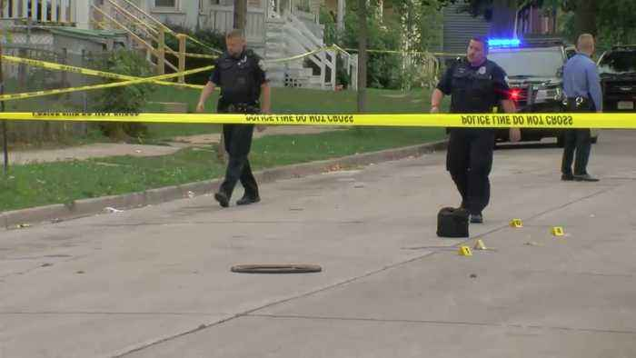 Fatal shooting near 28th and Wright