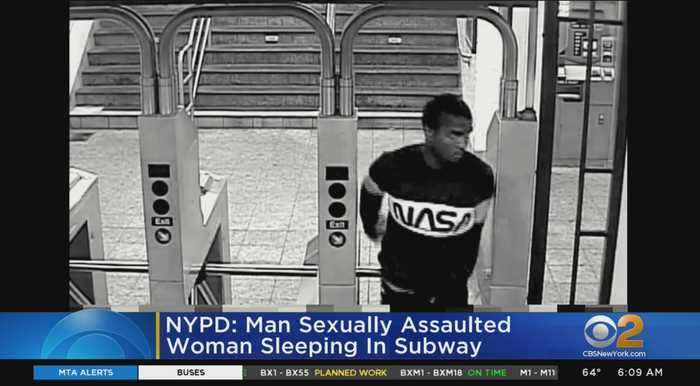 NYPD Seeks Suspect In Subway Sexual Assault