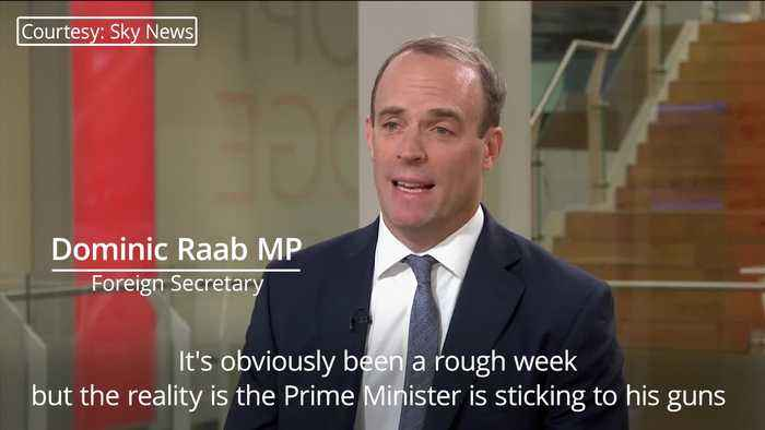 Dominic Raab: It's been a rough week