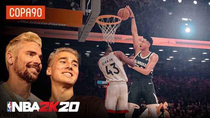 COPA90 x NBA 2K20 LAUNCH PARTY | With Dwayne Wade, Anthony Davis & Breanna Stewart