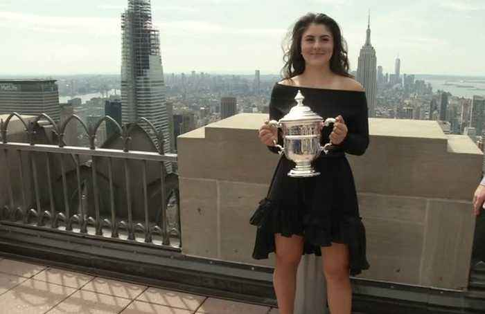 Canada's champ: Andreescu a US Open winner with a big future