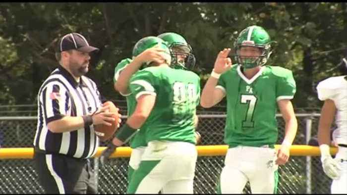 Pen Argyl vs. Catasauqua Football Highlights
