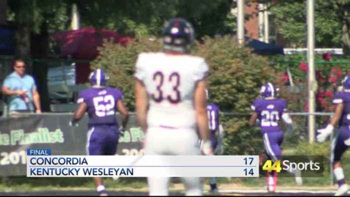 College Football: KWC Drops Season Opener