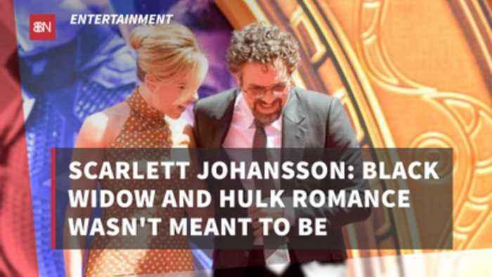 The Romance Between Hulk And Black Widow