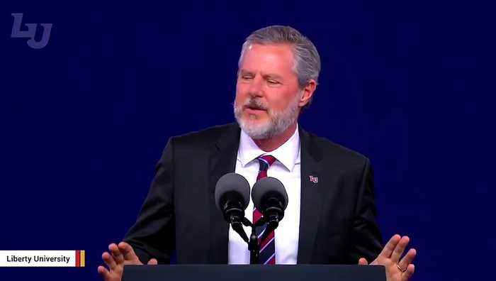 Liberty University President Jerry Falwell Jr. Reportedly 'Vocal' About His Sex Life