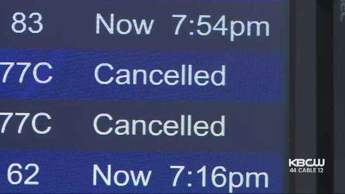 Frustrations Mount At SFO As Runway Construction Delays, Cancels Flights