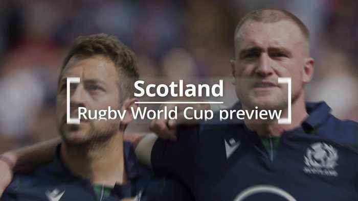 Rugby World Cup: Scotland in profile
