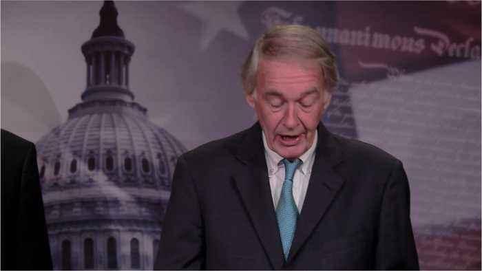 Sen. Ed Markey's Reelection Bid Gets Boost