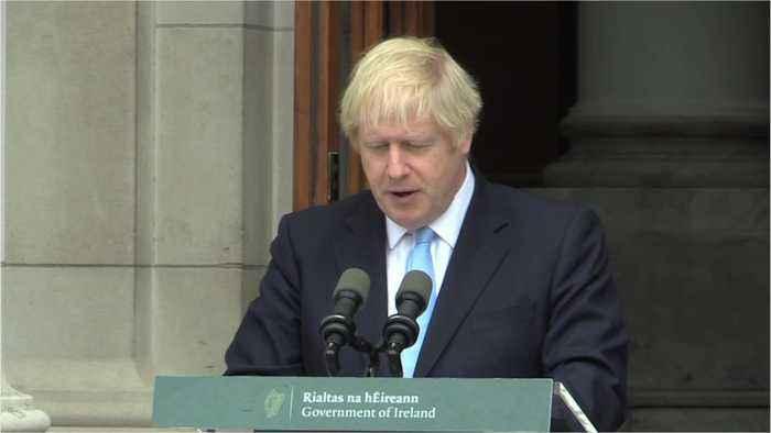 Johnson Will Suspend Parliament Until October