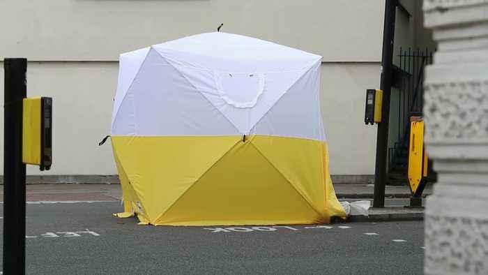 Man shot dead in north-west London