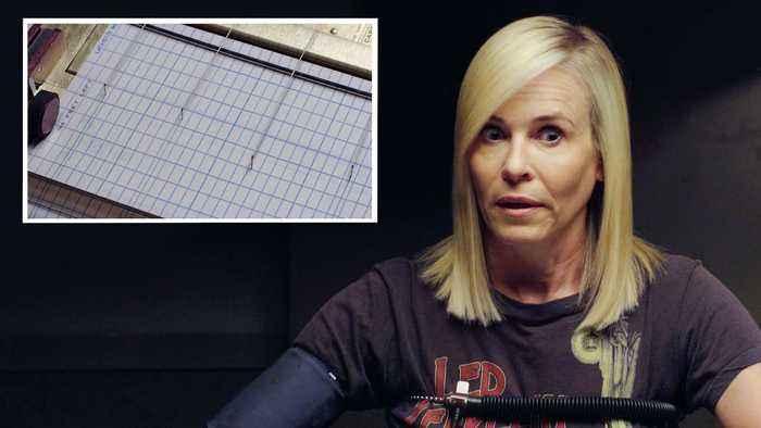 Chelsea Handler Takes A Lie Detector Test
