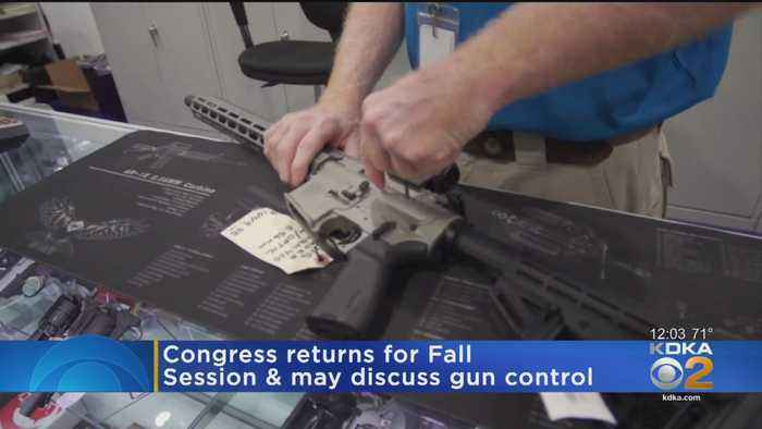 Mayor Peduto Visits Washington DC To Call For Gun Control