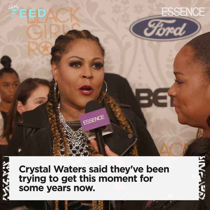 Robin S., Crystal Waters, and CeCe Peniston Opened Up Black Girls Rock! 2019