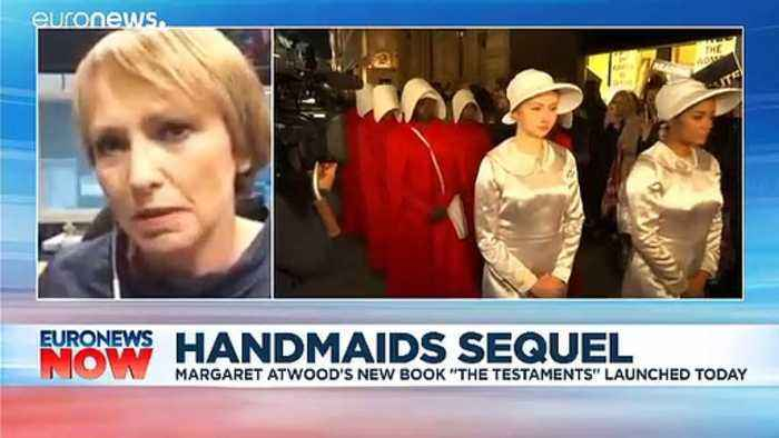'The Testaments': Margaret Atwood's sequel to 'The Handmaid's Tale' hits the bookshelves