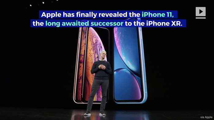 Apple Debuts New iPhone 11