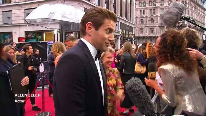 Downton Abbey stars on feeling the 'pressure' at world premiere