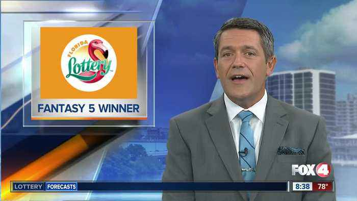 Winning Fantasy 5 ticket sold in Port Charlotte