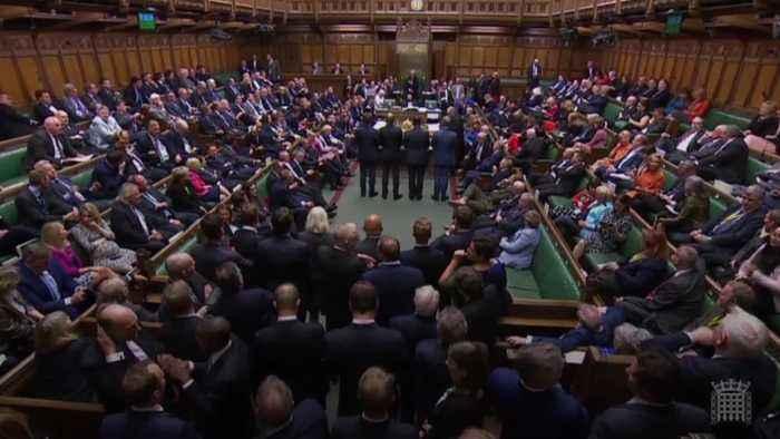 Boris Johnson's second bid to trigger general election fails