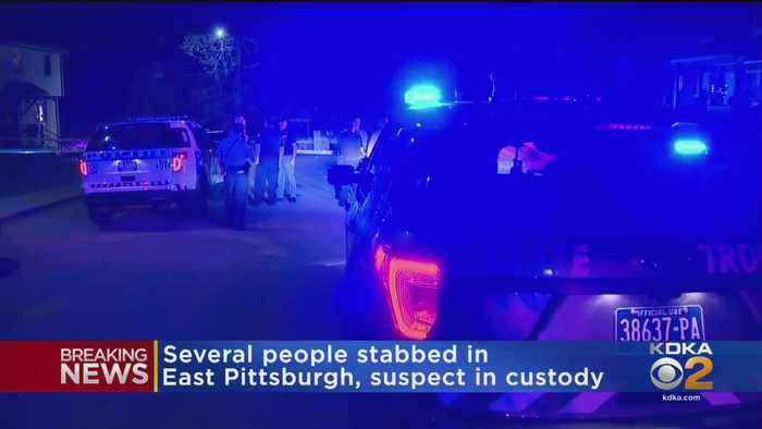 Multiple People Stabbed In East Pittsburgh
