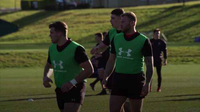Rugby World Cup: Wales in profile