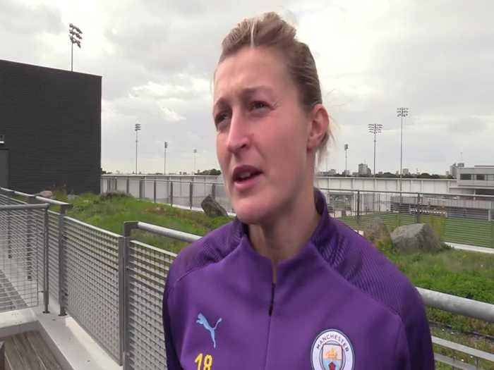 Ellen White determined to show 'passion & desire' for Man City
