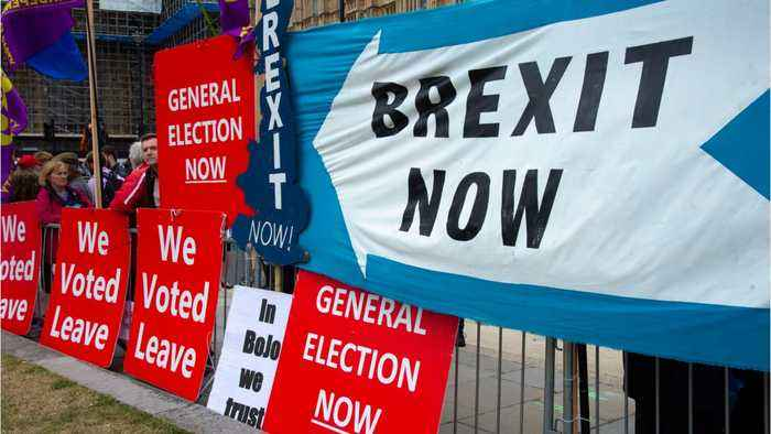 Johnson Won't Delay Brexit