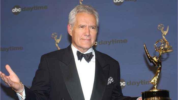 Alex Trebek Returns To 'Jeopardy!'