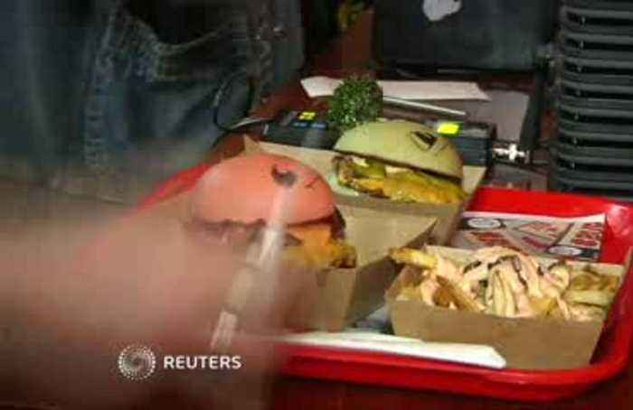 Climate fears hit sales of burgers and coke
