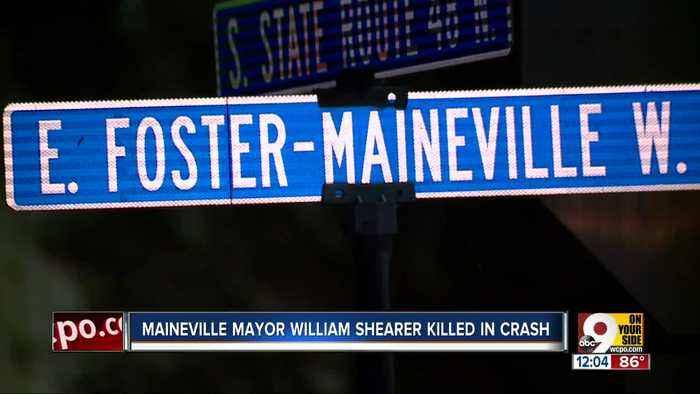 Maineville mayor William Shearer killed in crash between lawn mower, pickup