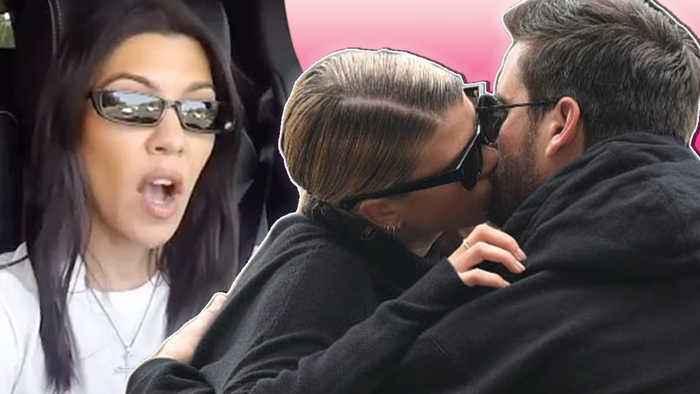 Kourtney Kardashian REVEALS Her Thoughts On Sofia Richie & Her Relationship With Ex Scott Disick